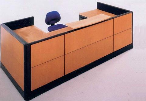 Mobiliario matuk recepciones for Muebles recepcion oficina